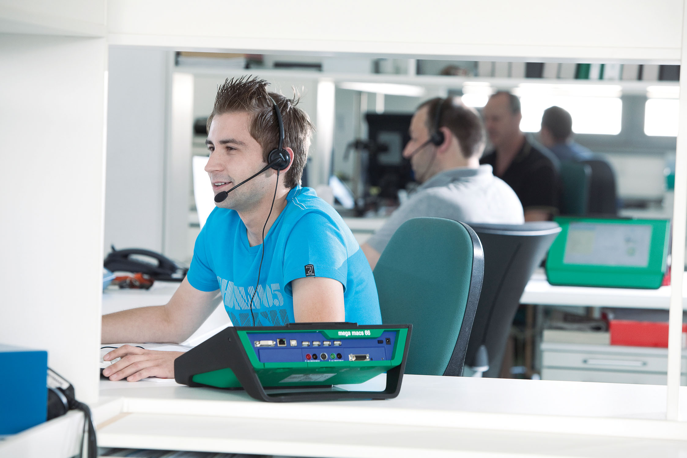 HGS Call center