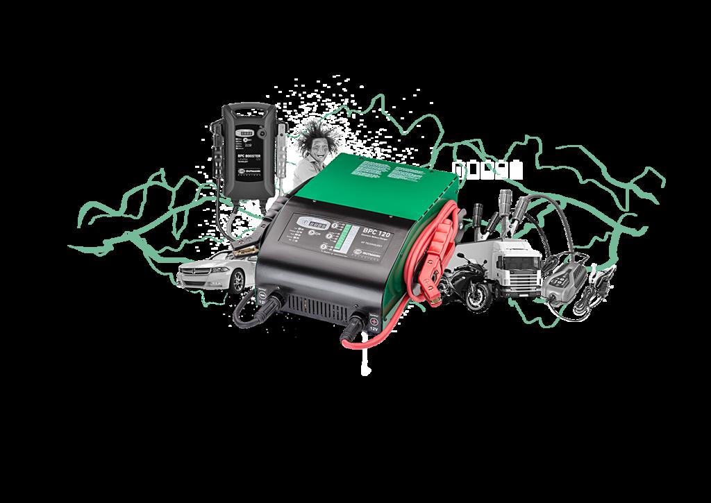 Úplné a správné nabíjení každé baterie