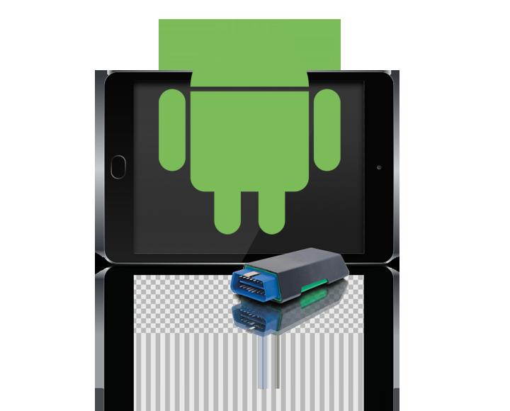 Řešení Android pro diagnostické všeumělce